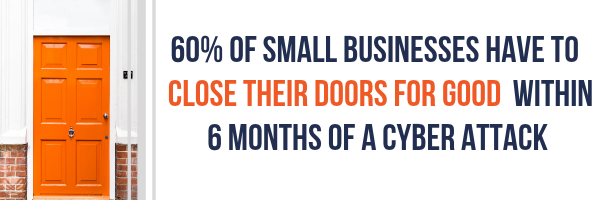 60 Percent of Small Businesses Fold Within 6 Months of a Cyber Attack