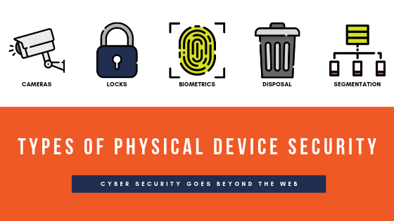 Train - Physical Device Security